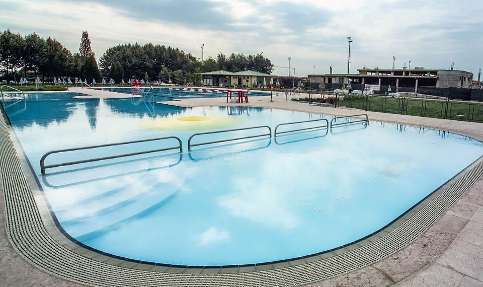 References Sports Village Il Borgo Marmirolo Mn
