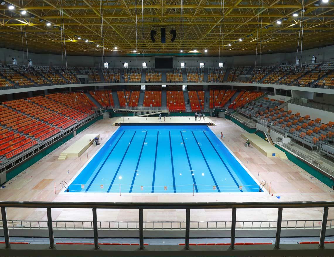 References Gwangju 2019 18th Fina World Championships
